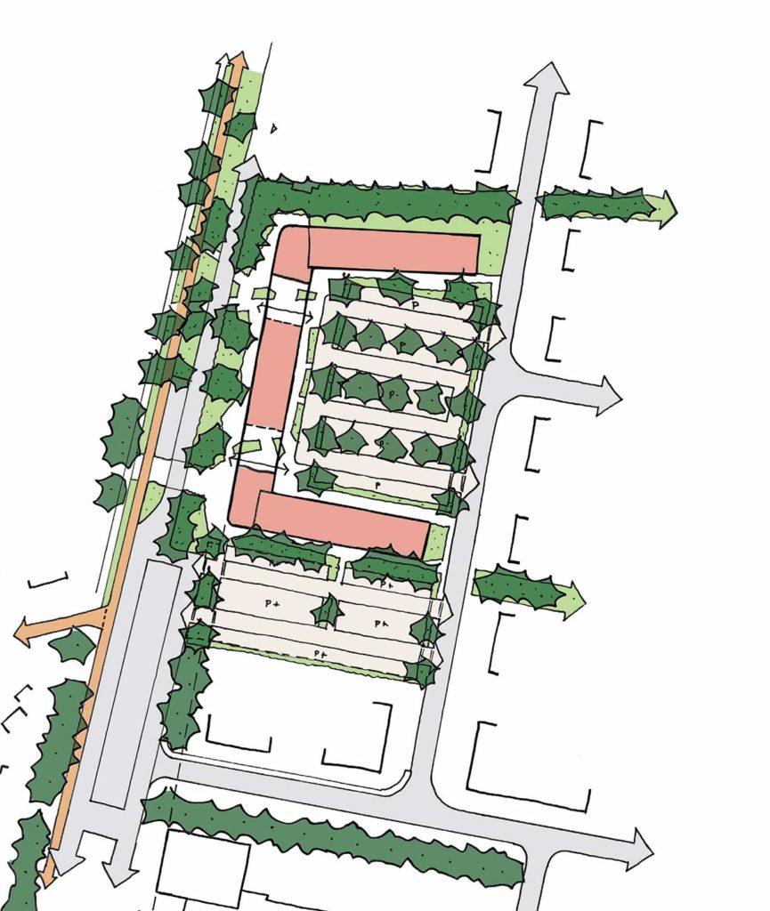 Situatieanalyse Basksensburg te Vlissingen